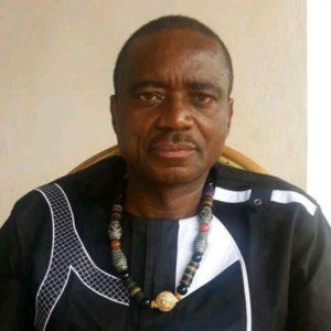 Etoundi Jean Martin, président de la commission communale de NGOUMOU