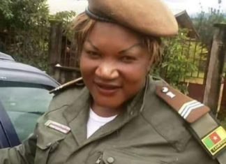8 Mars au Cameroun : Arrêt sur les Amba-terroristes, les « pleureuses-mercantilistes » et leurs victimes - Florence Ayafor, femme assassinée 29 Septembre 2019 - Source photo :Florence Ayafor