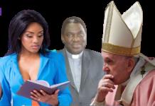 Scandale au Cameroun - Nathalie Koah « traitée en paria» par l'Eglise catholique La Comicodi dénonceUCAC_nathalie koah-eglise catholique_Jean Bertrand Salla , Recteur de l'Université Catholique D'Afrique Centrale _