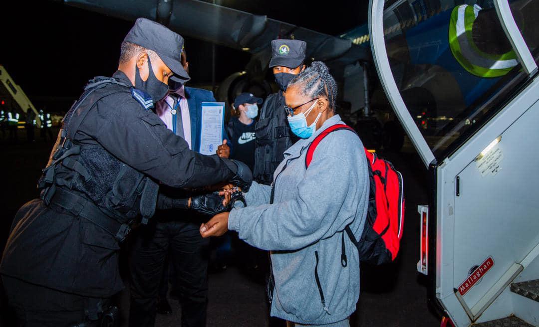 Washington expulse une Rwandaise soupçonnée d'avoir commis des crimes lors du génocide