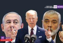 Crise au Moyen Orient_Le Secrétaire d'Etat Américain Antony BLINKEN favorable pour une solution à deux Etats