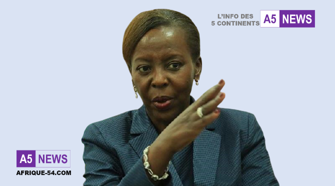 Louise Mushikiwabo, Secrétaire générale de la Francophonie
